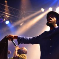 Thievery Corporation Live Review Photos