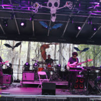 Electric Kif Suwannee Hulaween 2016