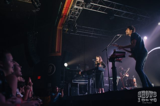 Oh Wonder Live Review Photos