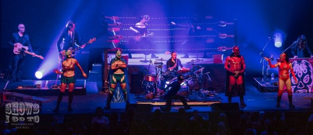 Puscifer Live Review