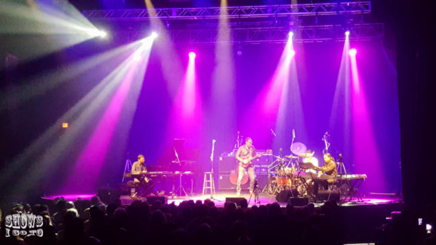 Stanley Clarke Interview Live Review