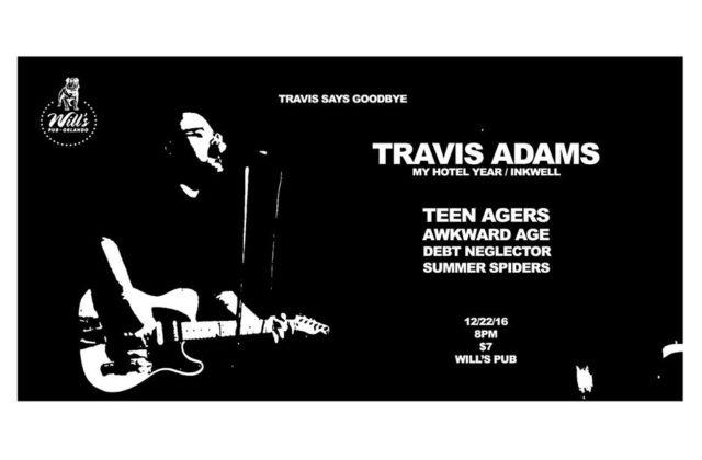 Travis Adams Wills Pub