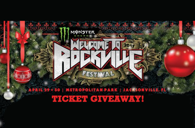 Welcome To Rockville Fest 2017 Ticket Giveaway
