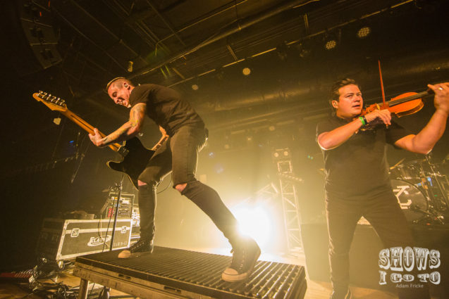 Yellowcard Live Review & Concert Photos | RIP Yellowcard | Baltimore Sound Stage, Baltimore | November 15, 2016