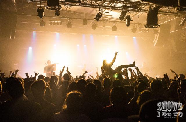 Yellowcard Live Review & Concert Photos   RIP Yellowcard   Baltimore Sound Stage, Baltimore   November 15, 2016