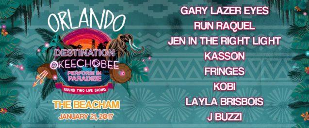 Destination Okeechobee 2017 Orlando