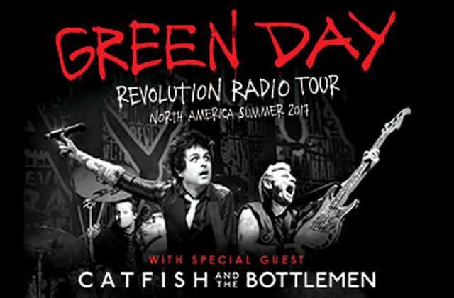 Green Day Tampa 2017