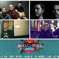 OMF Artists of the Week 2017