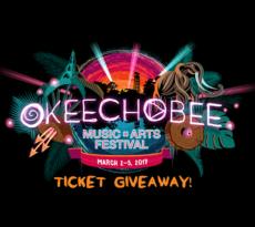 Okeechobee Ticket Giveaway 2017