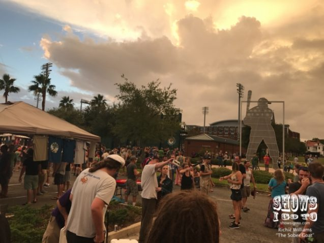 Phish Jacksonville October 2016