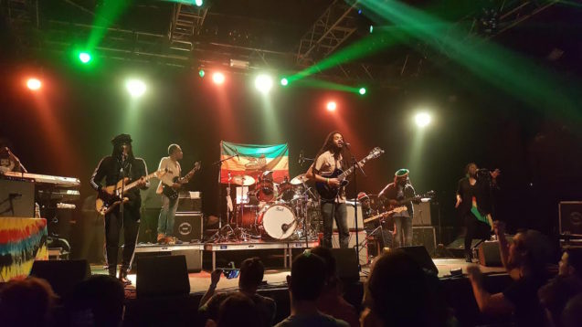 The Wailers Interview Live Review
