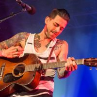 Dashboard Confessional Tampa 2016