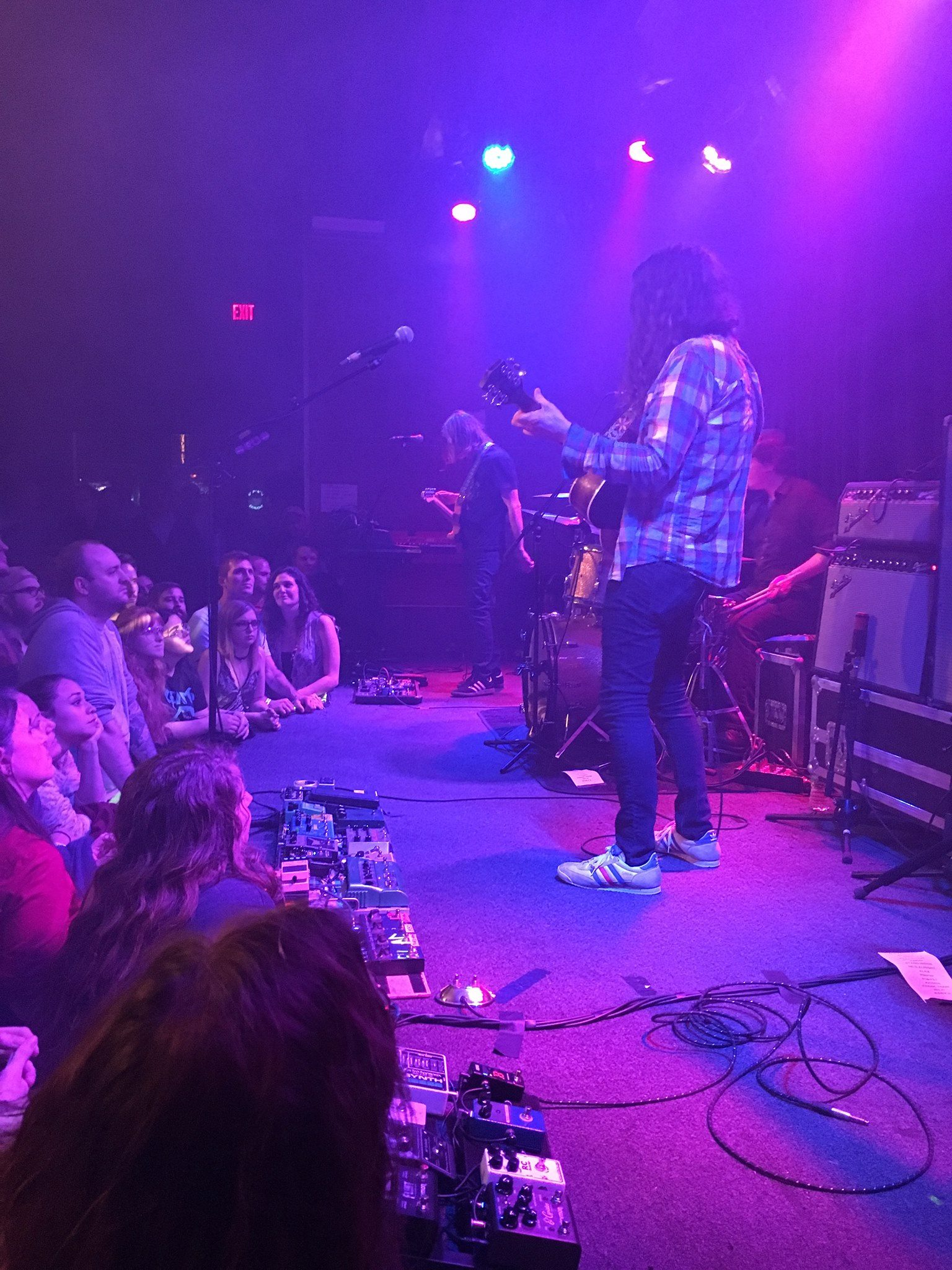 Kurt Vile and The Violators The Social Orlando FL 2017
