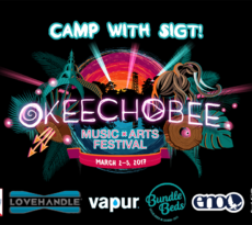 Camp With SIGT at OMF 2017