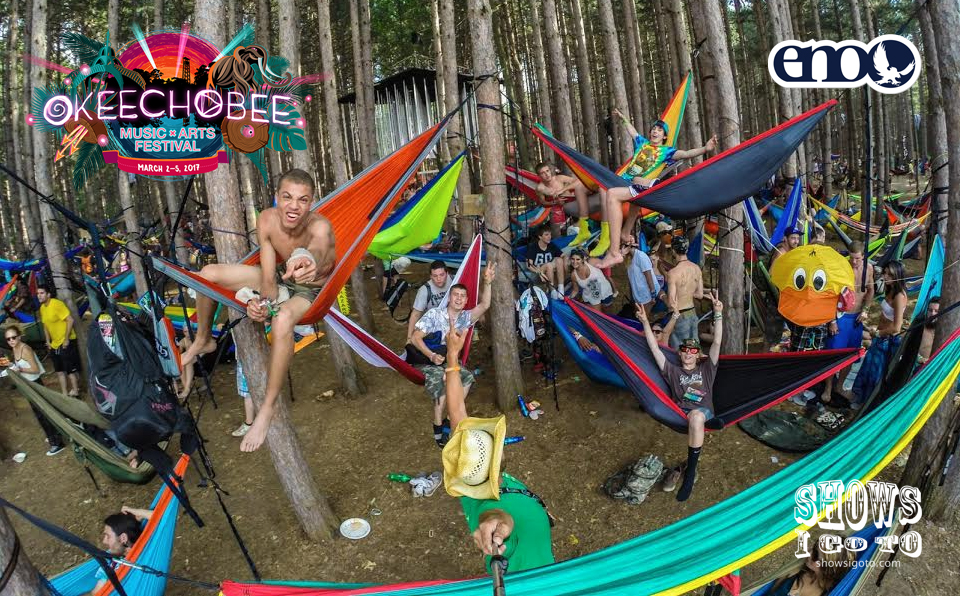 Hammock Giveaway Eagles Nest Outfitters Eno Win Tix To Okeechobee Music Festival Shows I Go To Music Magazine