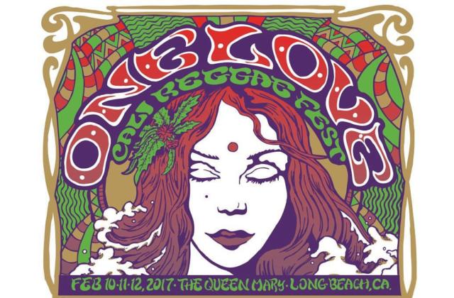 One Cali Reggae Fest Lineup 2017