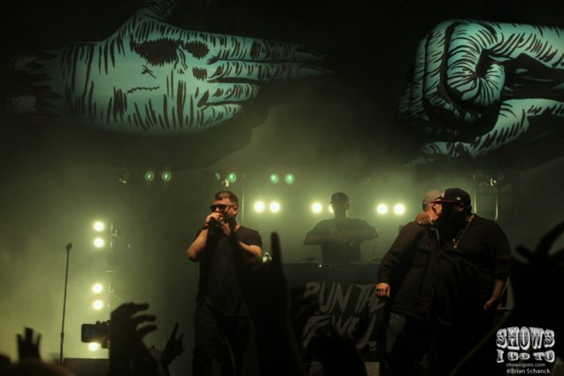 Run The Jewels Live Review Photos