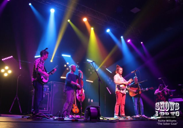 Yonder Mountain String Band | The Plaza Live, Orlando FL | February 8, 2017