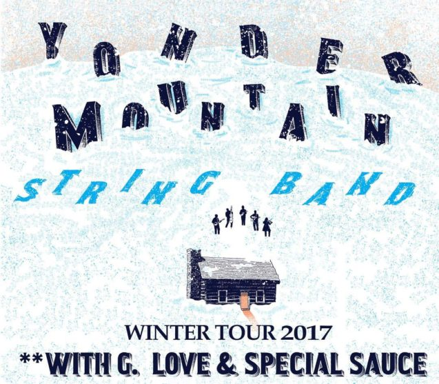 Yonder Mountain String Band and G. Love & Special Sauce