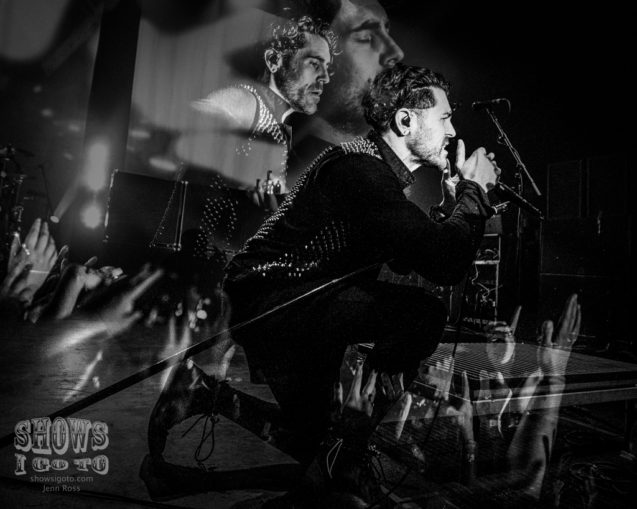 AFI Live Review 2017 Davey Havok