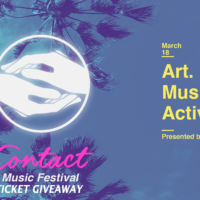 Contact Music Festival Ticket Giveaway 2017