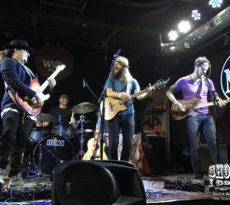 Dangermuffin and Savi Fernandez Band