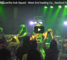 Giant Panda Guerilla Dub Squad West End Trading Co Sanford Florida