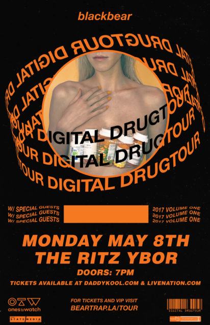 Blackbear – Digital DrugLord Tour