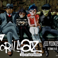 Gorillaz Florida Show Announcement