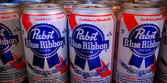 Pabst Blue Ribbon FREE