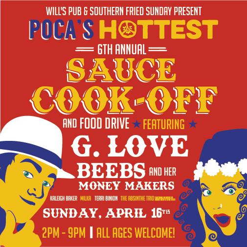 Pocas Hot Sauce Cookoff 2017