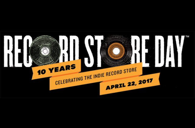 Record Store Day 2017 Park Ave CDs SIGT