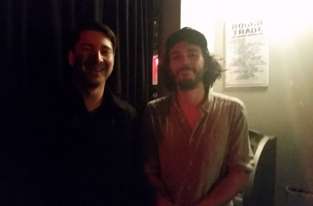 My Moonrise -- Richard Edwards Live Review (of Margot and The ...