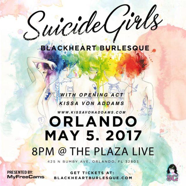 Suicide Girls Orlando 2017