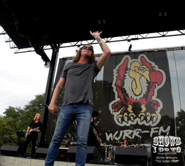 Candlebox at Earthday Birthday 24 - Photo by Richie