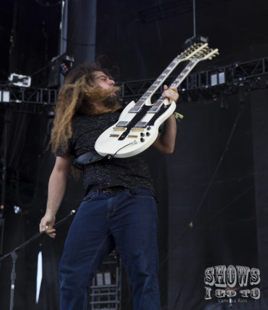 Coheed and Cambria Rockville 2017