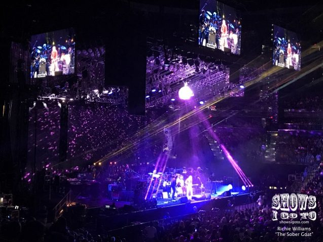 Joe Walsh   Amalie Arena, Tampa, FL   May 6, 2017   Photo by Richie