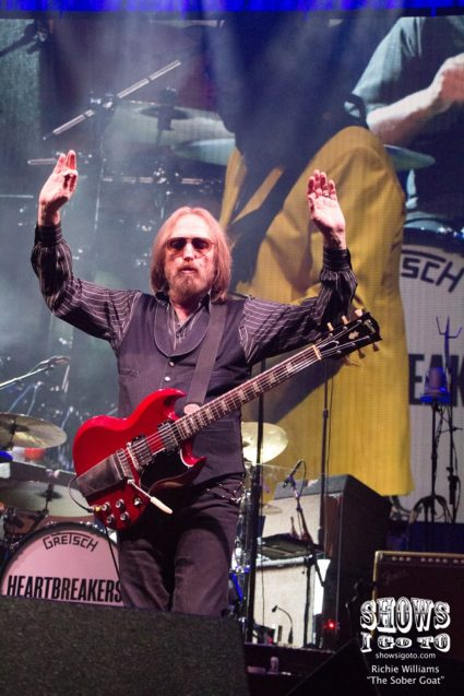 Tom Petty & The Heartbreakers   Amalie Arena, Tampa, FL   May 6, 2017   Photo by Richie