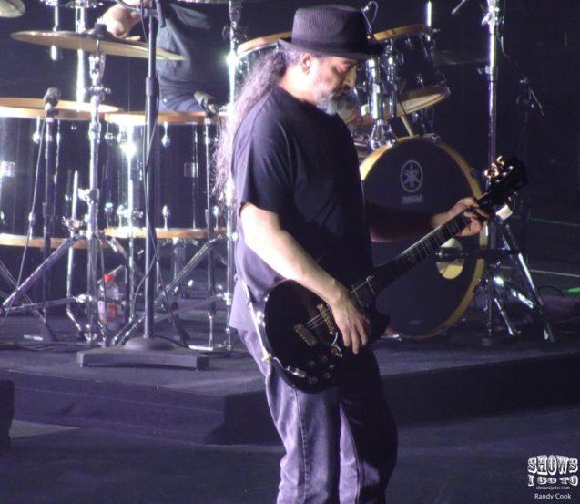 Soundgarden Live Review 2017 Kim