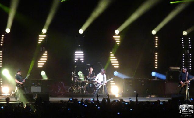 Soundgarden Live Review