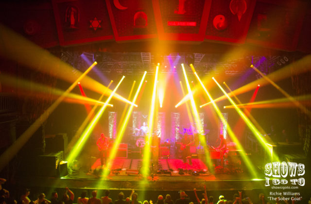 Umphrey's McGee | House of Blues Orlando | April 27, 2017