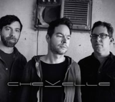 Chevelle House of Blues Orlando 2017