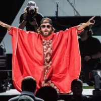 Jared Let Thirty Seconds to Mars St. Augustine 2017