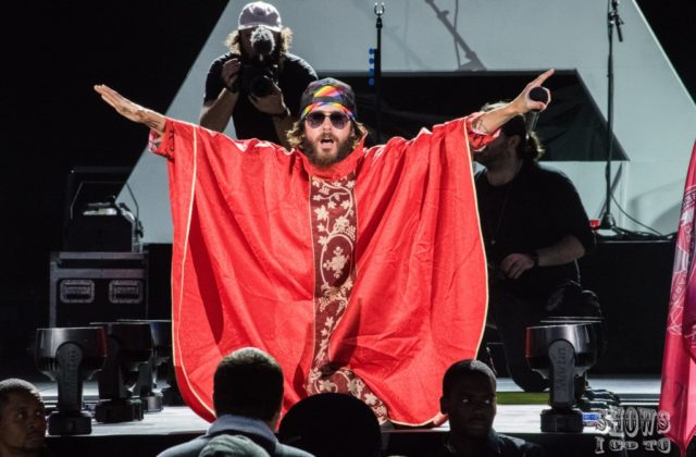 Thirty Seconds To Mars MIDFLORIA Credit Union Amphitheatre Tampa 2018