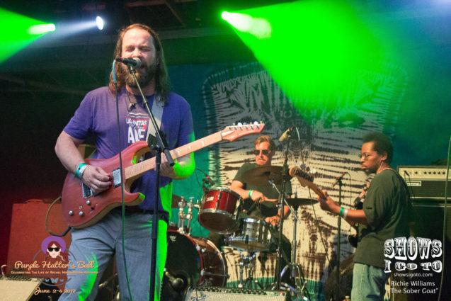 DubConscious at Purple Hatter's Ball 2017