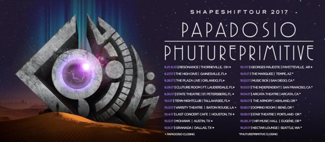 Papadosio Putureprimitive Tour