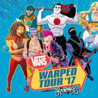 Warped Tour VIP Ticket Giveaway 2017