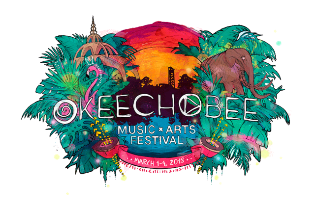 Cake Art Festival 2018 : OKEECHOBEE Music & Arts Festival Announce Dates for 2018 ...