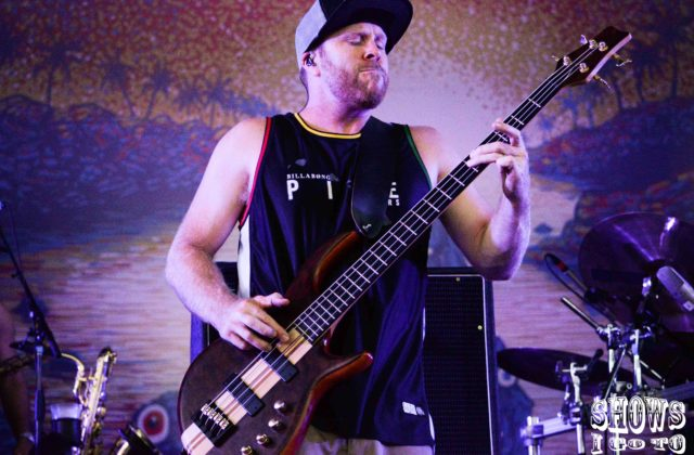 Slightly Stoopid | St. Augustine Amphitheatre, FL | June 22, 2017 | Photo by Carolyn Dentz