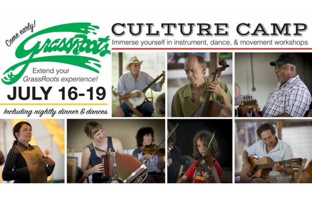 Grassroots Culture Camp Interview 2017